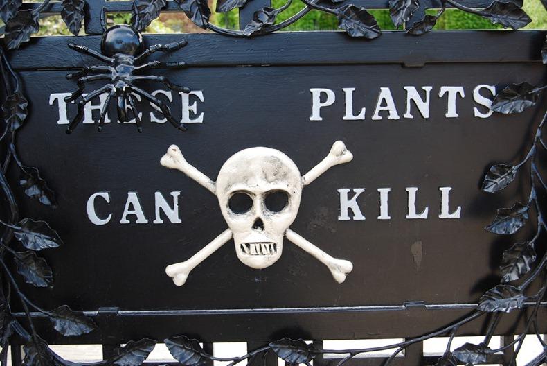 حديقة السموم النويك